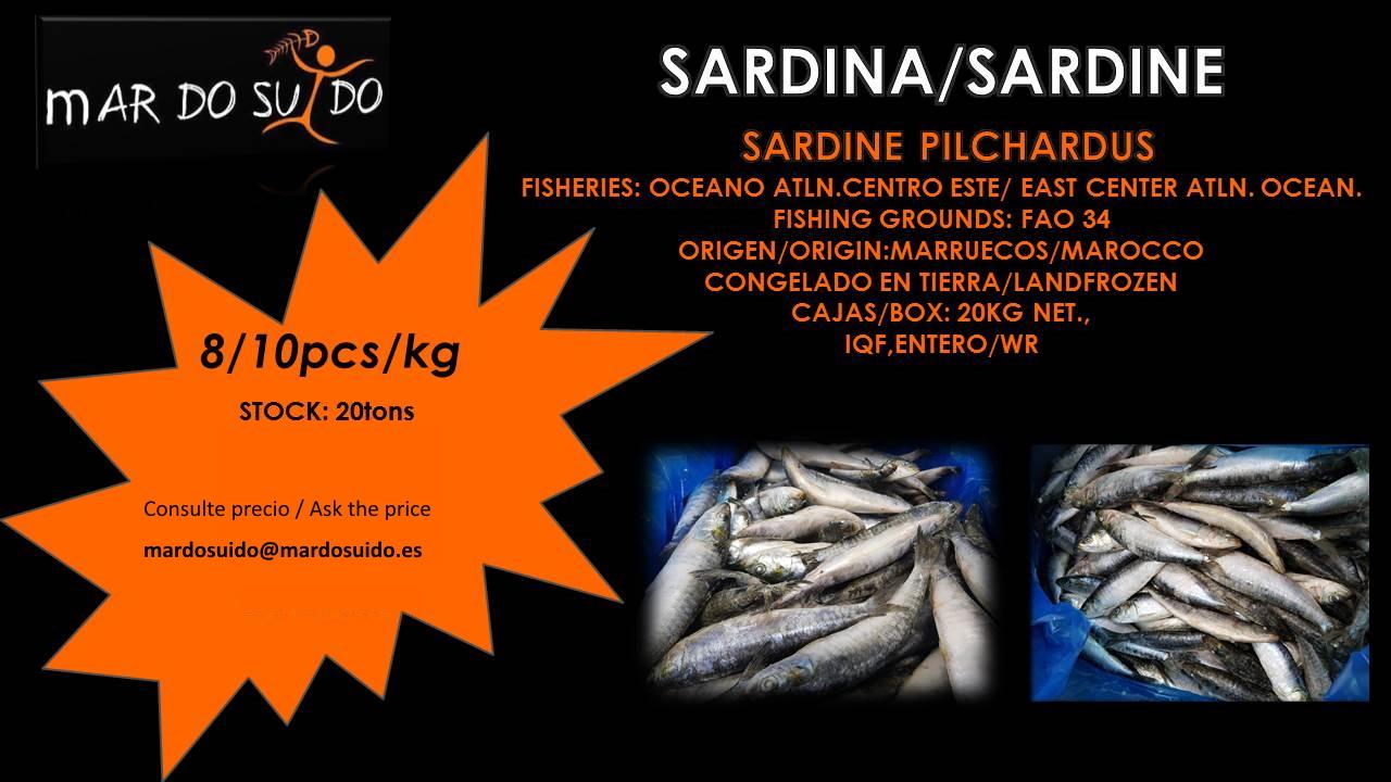 Oferta Destacada de Sardina