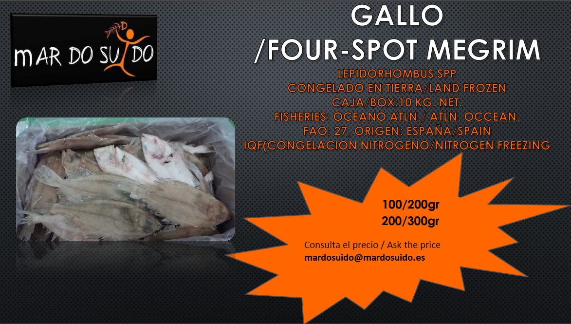 Oferta Destacada de Gallo